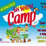 """Nasce il primo """"San Severino Camp 2015 Multisport"""""""