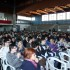 Platea di studenti al Palasport (foto d'archivio)