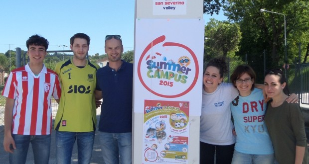 I responsabili del Summer Campus