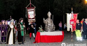 In archivio l'edizione 2015 del Palio dei castelli organizzato in onore del patrono (foto Luca Mengoni)
