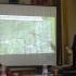L'ingegner Cruciani presenta il progetto