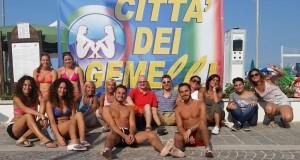 """Inaugurata la """"Città dei gemelli"""": via al 14° Raduno"""