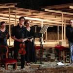 Applausi per il Teatro antico al Parco di Septempeda