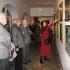 Le opere di Anna Claudi esposte lo scorso novembre a Praga