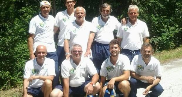La squadra campione d'Italia