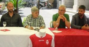 Bucchi con la presidente Tardella e il sindaco di Macerata, Carancini