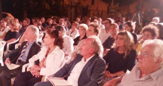 Pubblico al Festival d'estate del 2015