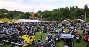 Raduno dei Black Scrpions a Serralta