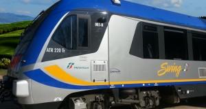 Il nuovo treno Swing