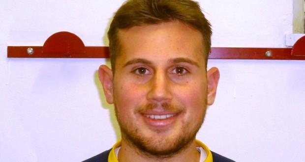 Meschini, autore del gol