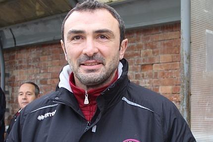 Francesco Palombi, responsabile tecnico del vivaio