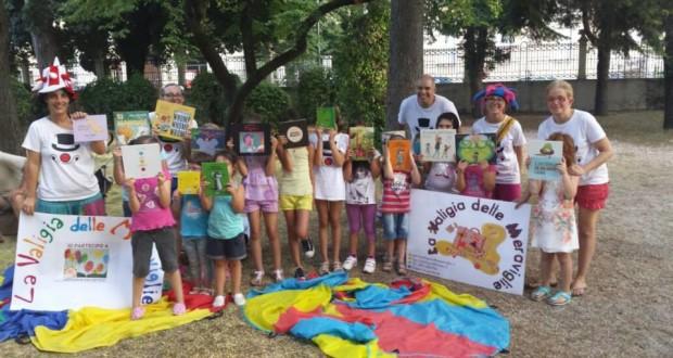 La foto di gruppo che ha chiuso l'iniziativa