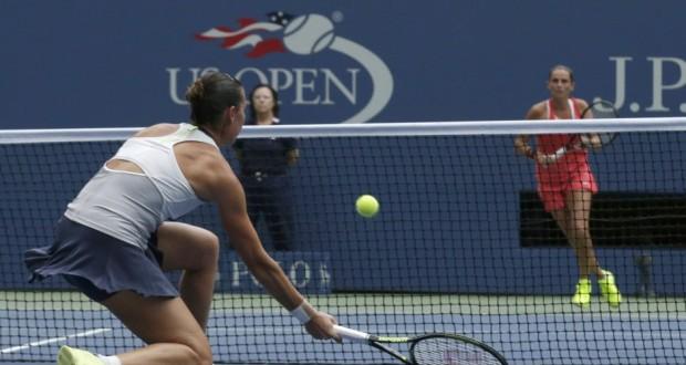 Le protagoniste degli Usa Open