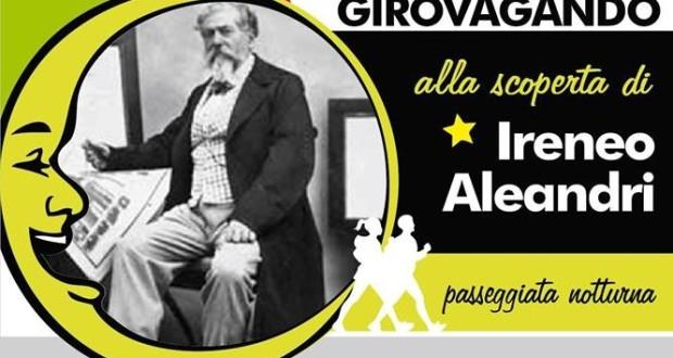 """""""Girovagando"""", iniziativa dedicata all'architetto Ireneo Aleandri"""