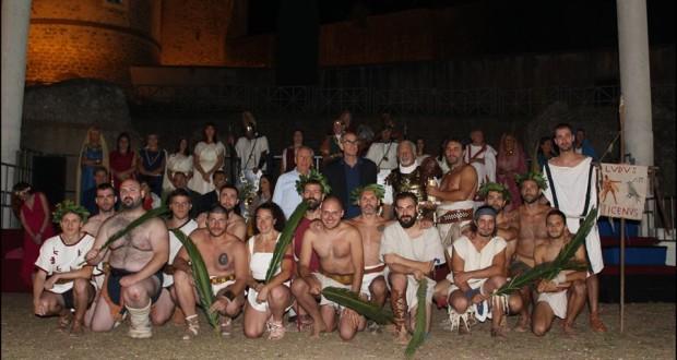 "Ludus Tivoli: i ""gladiatori"" premiati"
