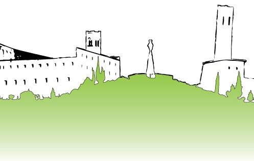 """Il logo della pagina facebook di """"Vivere San Severino"""""""