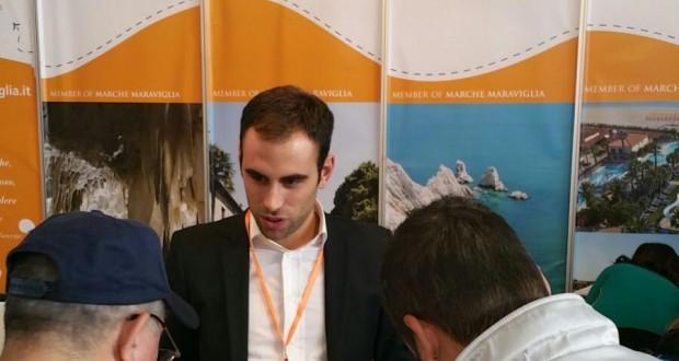 """Teloni impegnato a Lugano nella promozione de """"La Villa"""""""