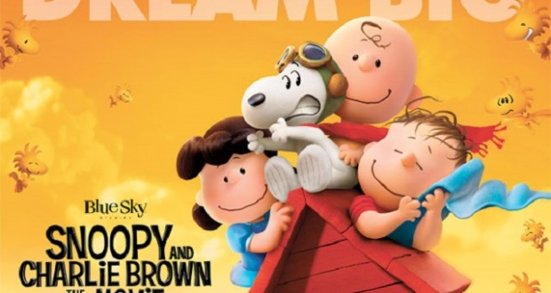 Snoopy & Friends