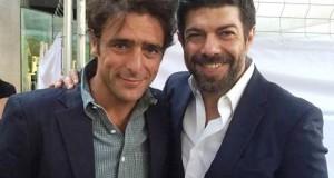 Giannini e Favino