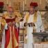 Padre Domenico Marinozzi assieme a don Pacifico Marinà