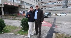 Roberto Pioli e Sandro Bisonni