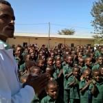 I bambini della scuola di Lenda