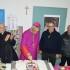 Da sinistra: mons. Brugnaro, mons. Napolioni, padre Claudio Bratti e don Aldo Romagnoli