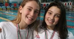 Linda Belfiori e Viola Schiavoni