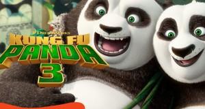 Il manifesto di Kung Fu Panda 3