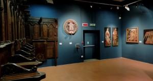 Una delle sale della Pinacoteca