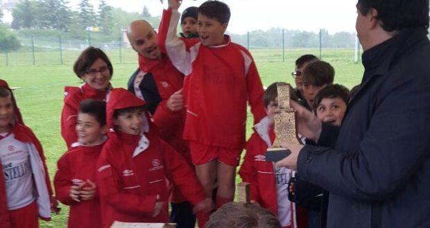 La premiazione a Castelraimondo