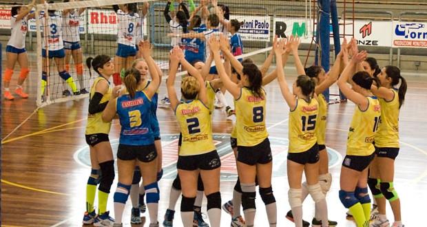 Le ragazze della pallavolo pronte a ripartire dalla serie C