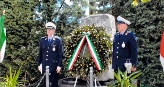 La cerimonia a Cesolo (foto d'archivio)