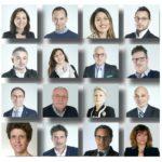 I sedici candidati al consiglio comunale