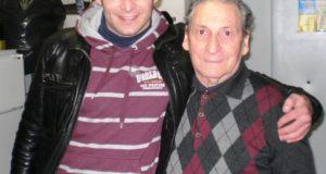 Renato Paggi con Piero Sileoni