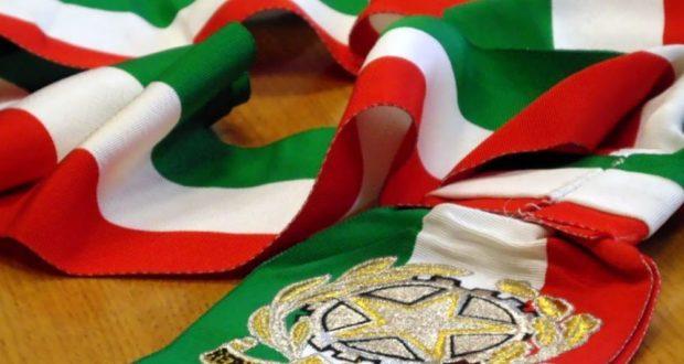 La fascia tricolore