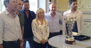 La presentazione in Comune del trofeo Italian Inline Tour