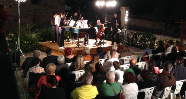 Il pubblico presente alla seconda serata del Festival