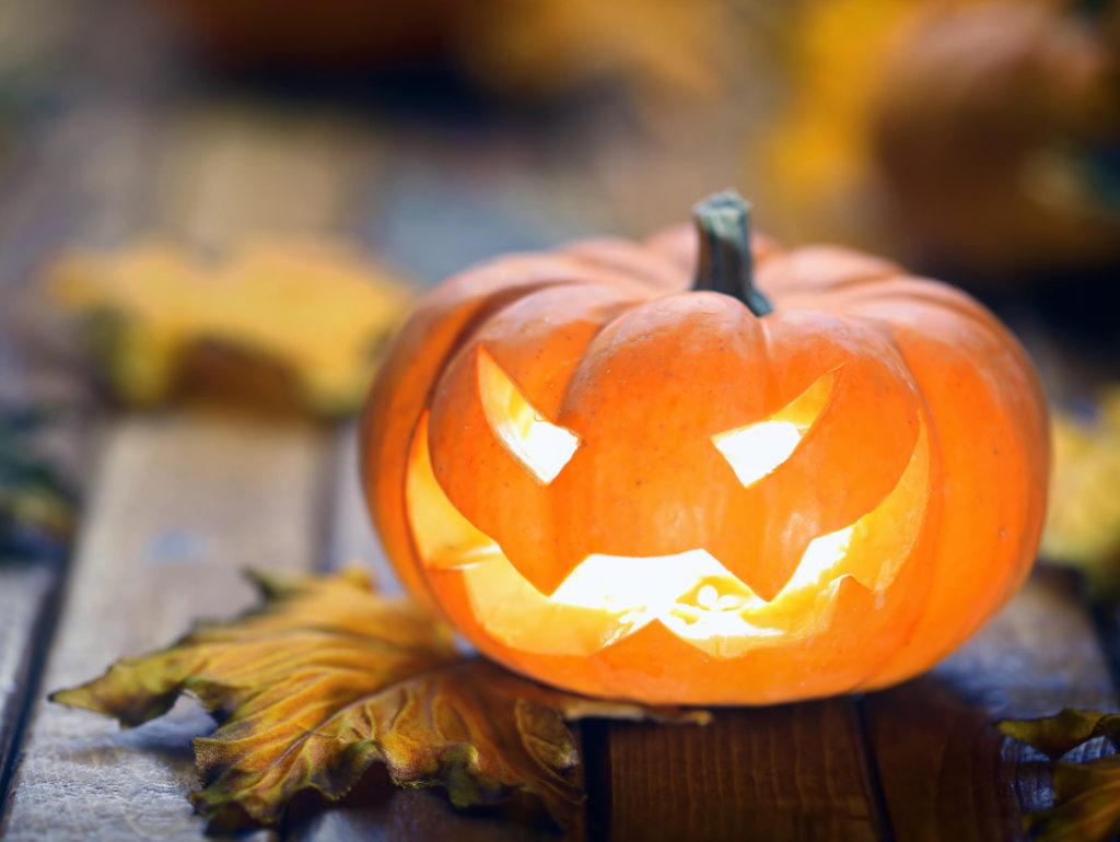 Halloween senza botti o petardi in piazza e in centro il for Immagini zucca di halloween