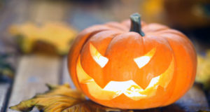 La caratteristica zucca di Halloween