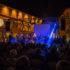 Lo splendido spettacolo di TacaBanca tenutosi in Piazza del Popolo la scorsa estate