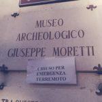 Il Museo e la Pinacoteca in via Salimbeni