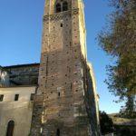 La torre del Duomo antico