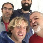 Emanuele e i suoi amici all'opera