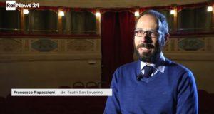 """Il direttore de """"i teatri di Sanseverino"""", Francesco Rapaccioni"""