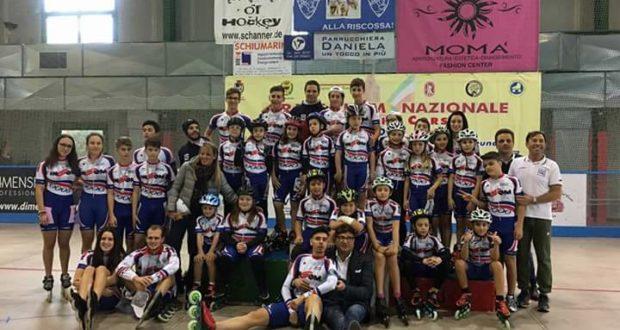 I protagonisti del campionato italiano indoor a Forlì