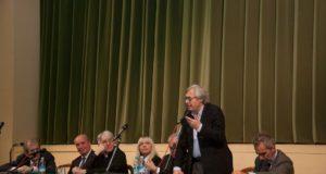 Sala Italia: l'intervento di Vittorio Sgarbi