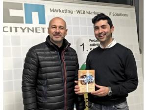 Francesco Lombardo e Giordano Sanchioni