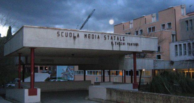 """L'ingresso del """"Tacchi Venturi"""""""