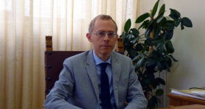 Il dirigente Francesco Rosati